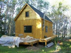 get idea from free tiny house plans small cabin plans free