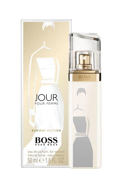 Parfum Hugo Jour jour pour femme runway edition hugo perfume a