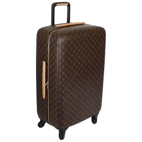 Trolley Bag Lv D6728dew louis vuitton monogram zephyr 70 trolley suitcase luggage at 1stdibs