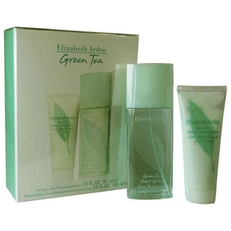 Parfum Green Tea buy elizabeth arden green tea 100ml eau de parfum gift set from our all gifts for range tesco