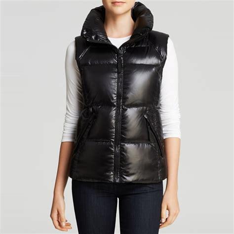 Lust List Shearling Puffer Vest by Gap Primaloft Luxe Fur Trim Puffer Vest Rank Style