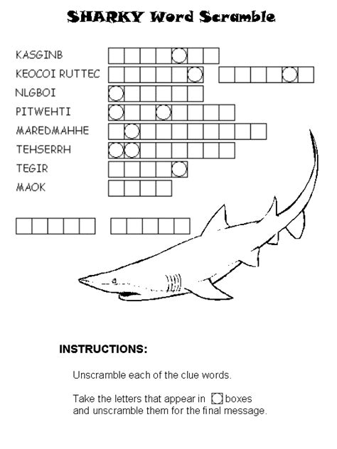 printable shark maze free coloring pages of shark maze