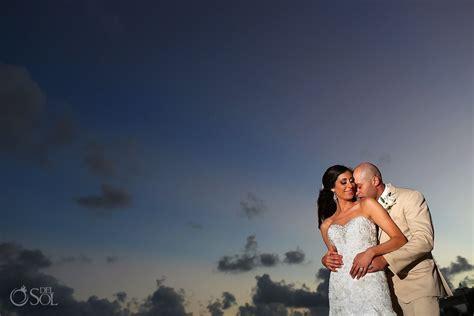 Destination Wedding At Paradisus La Perla Kristie And