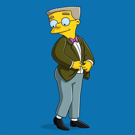 the simpsons treehouse of horror 12 smithers simpsons world on fxx