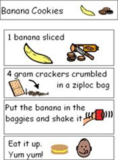 Printable Boardmaker Recipes | 1000 images about schedules making picture cards or