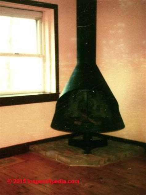 Distance From Floor Vent To Outter Wall Code - clearances for woodstoves pellet stoves coal stoves