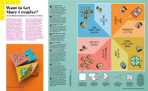 magazine quiz layout jd makes things w o r k i n i t
