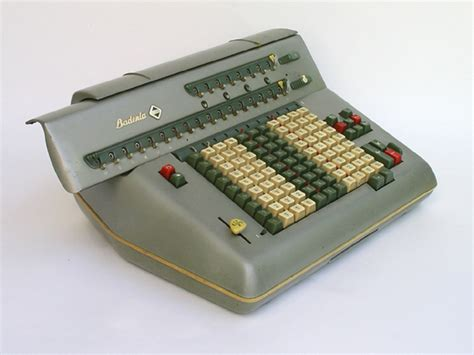 calculator btg rotary calculators badenia va 17