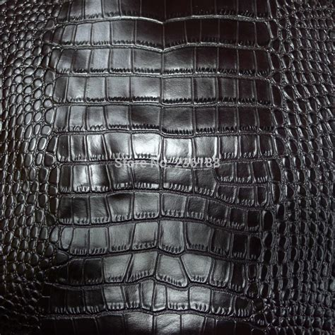 Cow Skin Leather Popular Crocodile Skin Fabric From China Best Selling
