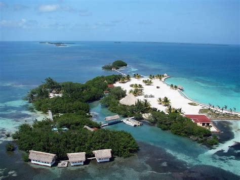 rent private island for vacation caribbean royal belize