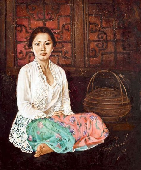 Josephin Blouse Atasan Wanita Blouse 0104 a peranakan painting by artist josephine liggar the peranakans straits