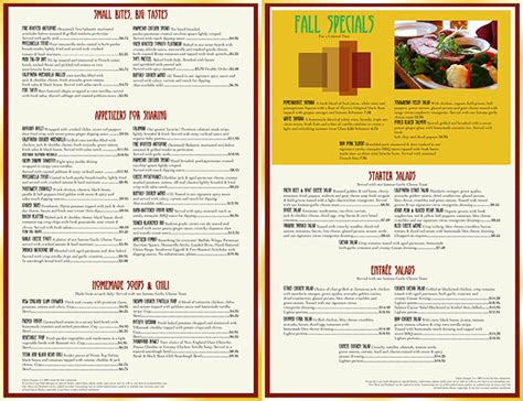 layout per menu ristorante menu layout on behance