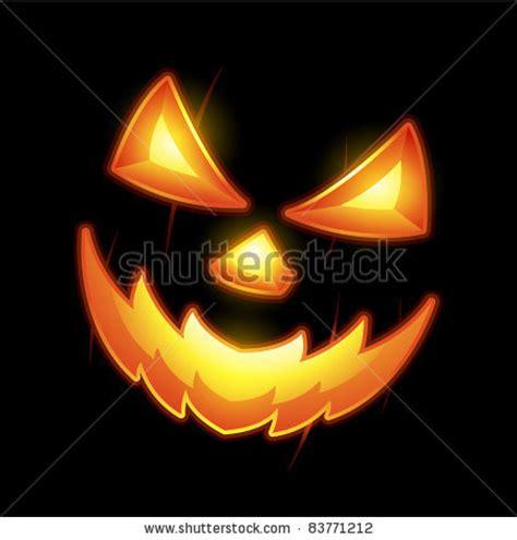 scary o lantern template creepy o lantern clipart clipartxtras