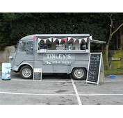 1973 CITROEN HY VAN  CATERING CONVERSION SOLD Car And