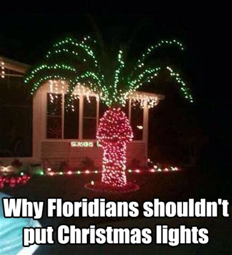 no lights allowed funny christmas meme