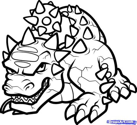 skylanders coloring pages games coloring pages of skylanders how to draw bash