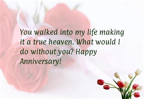 wedding anniversary message to my husband wedding anniversary messages for