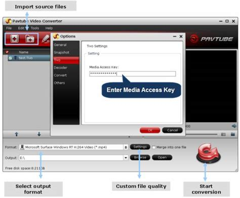 file format to play video on tv surface tv shows converter backup tv shows e g tivo