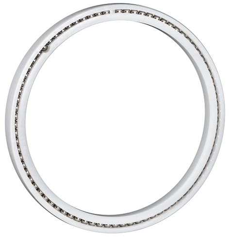thin section bearings thin section ball bearings polymer race thin section