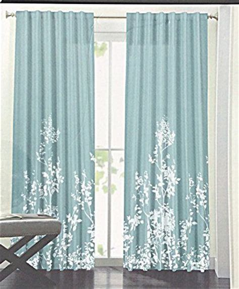 hillcrest curtains hillcrest window curtains floral border print turquoise