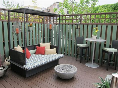 Oversized Patio Furniture Covers 12 Deck And Patio Ideas That Won T Break The Bank