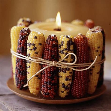 indian corn decorations for fall rustic and chic indian corn decorations b lovely events