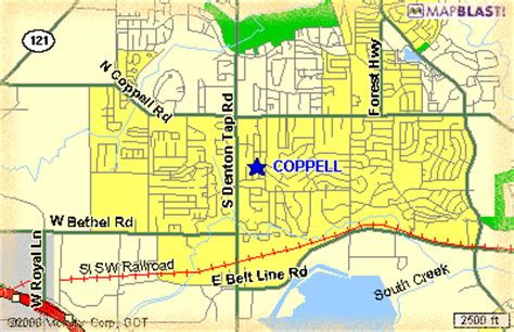 map coppell texas coppell tx pictures posters news and on your pursuit hobbies interests and worries
