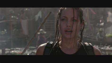 Angelina Jolie Tattoo Tomb Raider | angelina jolie in lara croft tomb raider