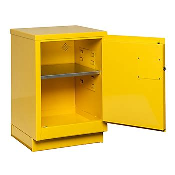 undercounter flammable storage cabinet pig 174 undercounter flammable safety cabinet cab734 new pig