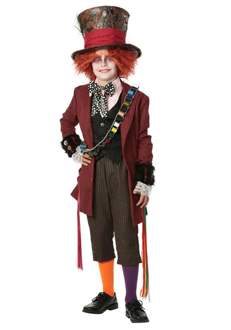mad and child authentic mad hatter costume
