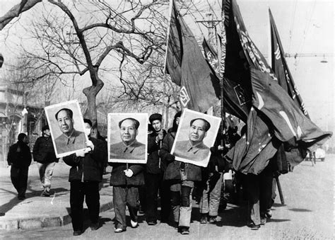 new year during cultural revolution mao the mao the god foreign policy