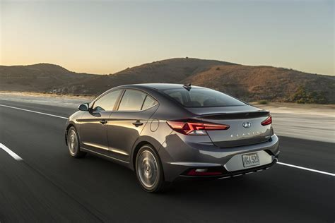 Hyundai New 2019 by 2019 Hyundai Elantra Revealed With New Looks Lots Of