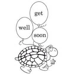Get Well Soon Print And Color Greeting Card Parenting Get Well Coloring Pages Print
