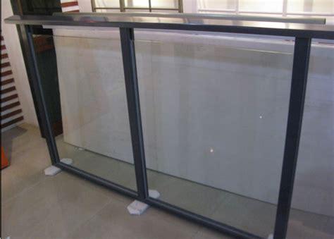 barandilla terraza barandillas de cristal para terrazas trendy barandilla de
