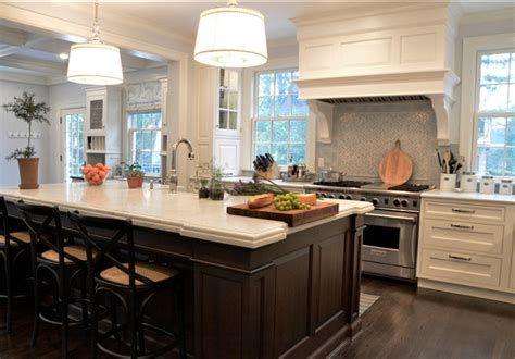 kitchen island with seating and storage traditional kitchen with storage ideas home bunch