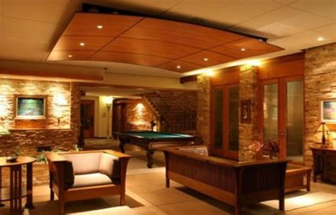 Living Room Ceiling by Curvtec Modular Ceiling System Design Bookmark 2106