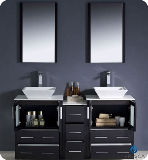 60 quot fresca torino fvn62 241224es vsl modern double sink