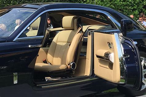 sweptail rolls royce rolls royce bespoke sweptail takes to goodwood hillclimb
