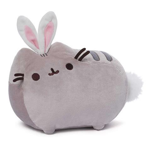 Stiker Kartu Seri Kartun Pusheen Cat jual gund pusheen easter bunny zero to di omjoni