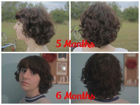 6 months after pixie cut the lacuna stitch growing out my pixie cut 6 months progress