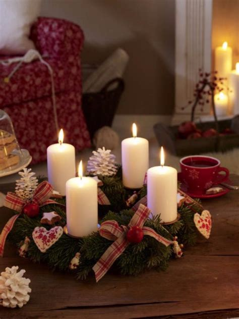 Centerpiece Ideen by 35 Creative Decoration Diy Advent Wreath Ideas