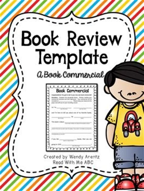 book talk template 788 best images about 1st grade language on