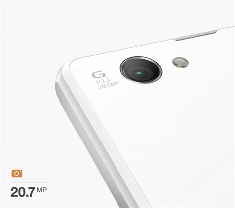 Kamera Sony Z1 Compact sony xperia z1 compact salotinis varle lt
