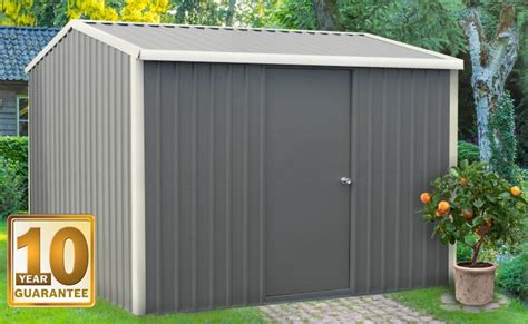 a heavy duty garden shed to last a lifetime