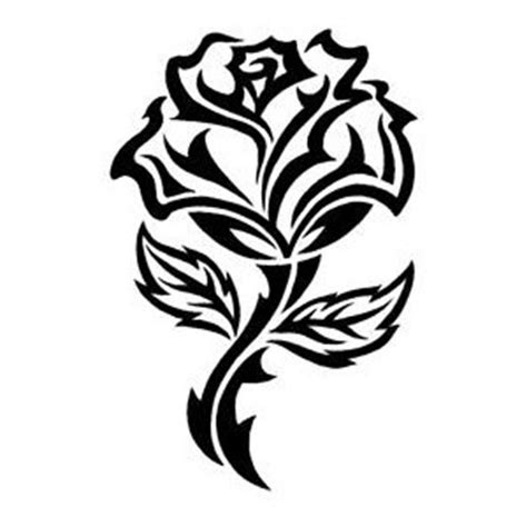 75 tribal rose tattoo ideas amp designs