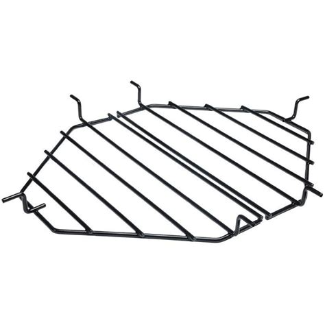 Oval Roasting Pan Rack by Primo Heat Deflector Rack For Oval Xl Bbq Guys