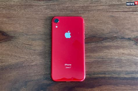 apple iphone xr review the colourful iphone that sets up many questions news18