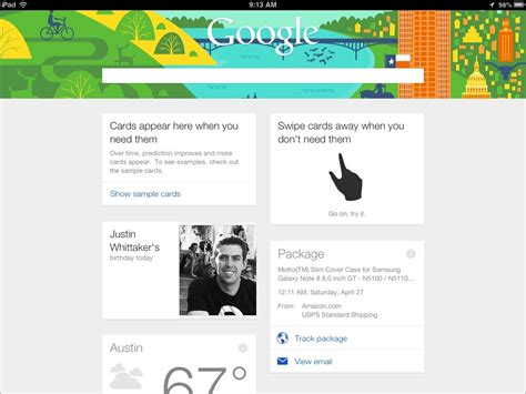 google now images google now gets accuracy improvements and reservation
