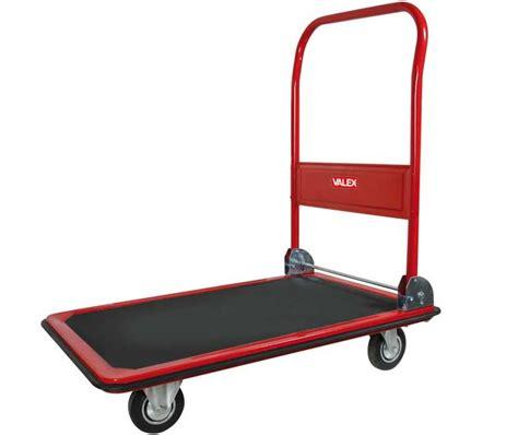 carrelli porta pacchi carrello portapacchi 150 kg 1500134 valex carrelli