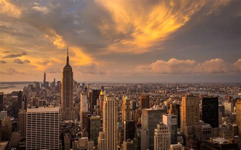 new york city landscape wallpapers hd desktop and
